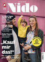 """Cover NIDO 1/2018. Bild: """"obs/Gruner+Jahr, Nido"""""""