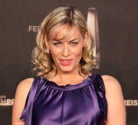 Gesine Cukrowski beim Deutschen Fernsehpreis 2012