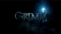 Logo der US-amerikanischen Krimi-Fernsehserie Grimm