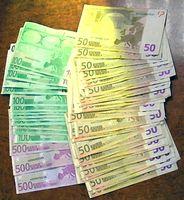 Zum Vergleich: Dies sind 10.000 Euro
