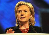 US-Außenministerin Hillary Clinton. Bild: dts Nachrichtenagentur