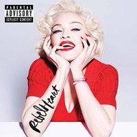 """Cover """"Rebel Heart"""" von Madonna"""