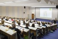 """Vorträge und Workshops im Rahmen des Kongresses """"Gesundheit – Arbeit – Prävention"""" Quelle: SRH Fernhochschule (idw)"""