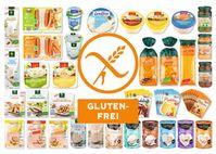 """Der Discounter NORMA hat heute bereits über 300 Artikel für Verbraucher mit Lebensmittel-Unverträglichkeiten im Sortiment. Auch diese Angebote werden im Sinne der Kunden ständig ausgebaut. Bild: """"obs/NORMA"""""""