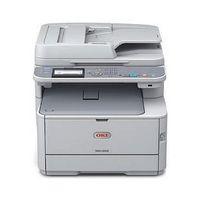 Multifunktions-Laserdrucker: Oki MC352dn
