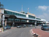 Ben Gurion: Das Terminal 1 von außen