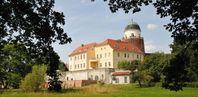 Sitz des BUND-Auenzentrums: Die Burg Lenzen an der Elbe Bild:D. Damschen