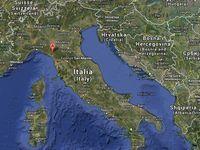 Italien Bild: Screenshot - Google Maps - © 2013 Google