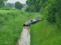 Verkehrsunfall in Blender L 203 Bild: Polizei