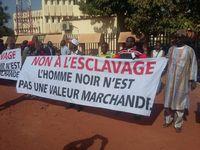 """In Mali existiert Sklaverei unter Schwarzen bis heute – ein Fall für """"Black Lives Matter"""" ? Bild: MPI / Unser Mitteleuropa / Eigens Werk"""