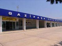 Flüge vom Flughafen Alanya-Gazipasa werden eingestellt