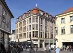 Karstadt-Stammhaus in Wismar Bild: Carsten Raum / pixelio.de