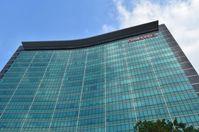 Huawei Konzernzentrale in Shenzhen, China