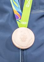 Goldmedaille der Olympischen Sommerspiele 2016