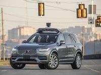 Autonomes Auto von Uber ist oft Schikanen ausgesetzt.