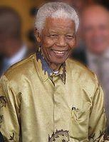 Nelson Mandela Bild: South Africa The Good News / www.sagoodnews.co.za / de.wikipedia.org