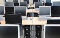 EDV, IT, Computer, Schule (Symbolbild)