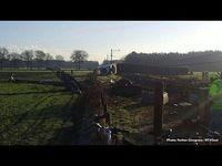 """Screenshot aus dem Youtube Video """"Zugunglück bei Dalfsen, Niederlande: Mindestens ein Toter"""""""