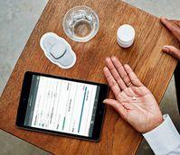 Kontrolle per Tablet: Optimale Medikation wird möglich. Bild: proteus.com