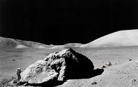 """Harrison Hagan """"Jack"""" Schmitt, ist der bislang letzte Mensch, der den Mond betrat."""
