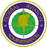 Logo der amerikanischen Luftfahrtbehörde FAA