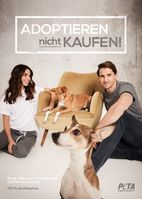 "Bild: ""obs/PETA Deutschland e.V./Marc Rehbeck für PETA"""