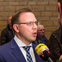Martin Börschel (2015), Archivbild
