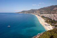 Türkei Strand Kleopatra