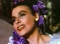 "Lena Horne in dem Film ""Till The Clouds Roll By"". Bild: dts Nachrichtenagentur"