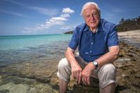 David Attenborough (2015)