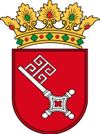 Wappen der Freien Hansestadt Bremen