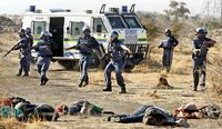 Massakers von Marikana