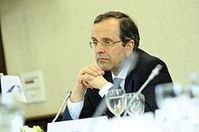 Andonis Samaras (2011) Bild: European People's Party / de.wikipedia.org