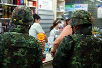 Thailand: Thailändische Streitkräfte