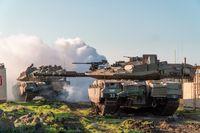 7. Panzerbrigade der IDF Streitkräfte (2021)