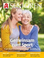 "Titelbild ""Senioren Ratgeber"""