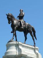 Statue von Robert E. Lee (Symbolbild)