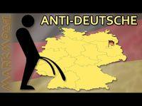 """Bild: Screenshot Video: """"MARKmobil Aktuell - Die Antideutschen"""" (https://youtu.be/_5yBxXWCN_8) / Eigenes Werk"""