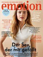 EMOTION Verlag GmbH, Titelbild  Bild: EMOTION Verlag GmbH Fotograf: Daniela Müller-Brunke