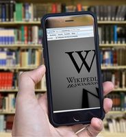 Wikipedia: KI bringt Artikel auf neuesten Stand.