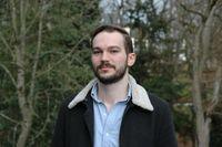 Dr. Samuel Jones, Humboldt-Stipendiat am HITS Quelle: Foto: HITS (idw)