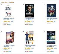 Amazon-Bestsellerliste