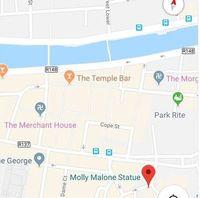 Swastika-Symbole: Google Maps hat einen Bug.