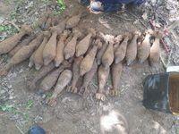 Munitionsfund I Bild: Polizei