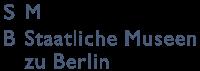 Das Logo des Verbunds Staatliche Museen zu Berlin