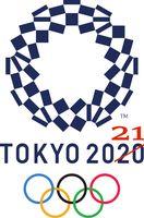 Olympische Sommerspiele 2021 (2020) Logo