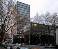 Gebäude der Stadtwerke Bochum