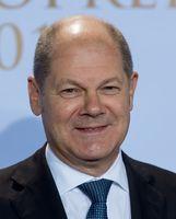 Olaf Scholz, 2016