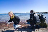 Familienurlaub an der Ostsee.  Bild: ZDF Fotograf: Jonny Müller-Goldenstedt