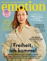 Titelbild zu Ausgabe 05/2021, EVT: 07.04.2021 Bild: EMOTION Verlag GmbH Fotograf: Julia von der Heide
